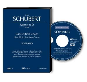 Schubert: Messe in Es. Carus Choir Coach.