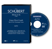Schubert: Messe in Es. Carus Choir Coach. Alt