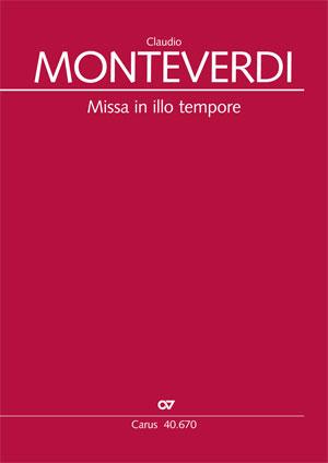 Claudio Monteverdi: Missa in illo tempore