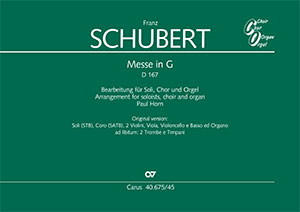 Franz Schubert: Messe in G
