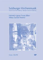 Heinrich Ignaz Franz Biber: Missa Sancti Henrici