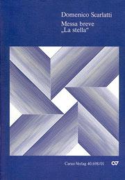 Domenico Scarlatti: Messa breve