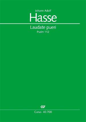 Johann Adolf Hasse: Laudate pueri