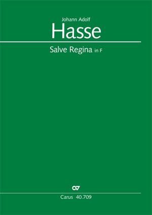 Johann Adolf Hasse: Salve Regina in F