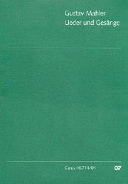 Mahler: Sieben Lieder und Gesänge (arr.)