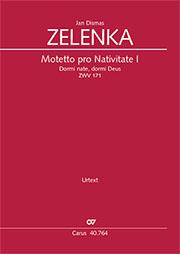 Jan Dismas Zelenka: Dormi nate, dormi Deus