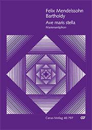 Felix Mendelssohn Bartholdy: Ave maris stella