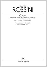 Gioachino Rossini: Choeur