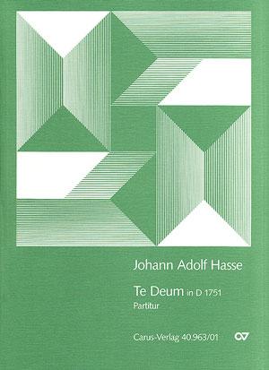 Johann Adolf Hasse: Te Deum