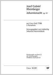 Josef Gabriel Rheinberger: Johannisnacht