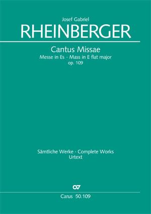 Josef Gabriel Rheinberger: Missa in Es