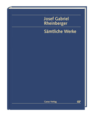 Rheinberger: Chorballaden II (Gesamtausgabe, Bd. 17)