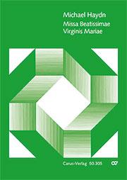 Johann Michael Haydn: Missa Beatissimae Virginis Mariae