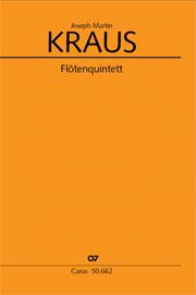 Joseph Martin Kraus: Flötenquintett