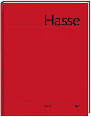 Missa in g. Hasse-Werkausgabe IV/3