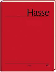 Hasse: Requiem in C und B. Hasse-Werkausgabe IV/4