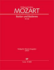 Wolfgang Amadeus Mozart: Bastien und Bastienne