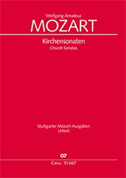 Mozart: Kirchensonaten