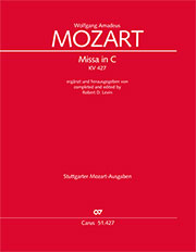 Wolfgang Amadeus Mozart: Mass in C minor