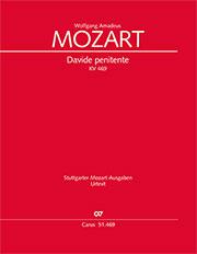 Wolfgang Amadeus Mozart: Davide penitente