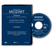 Mozart: Requiem (Süßmayr). Carus Choir Coach.