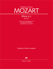 W. A. Mozart: C Minor Mass K. 427