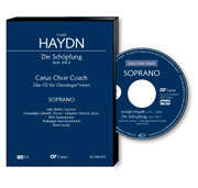 J. Haydn: The Creation. Carus Choir Coach