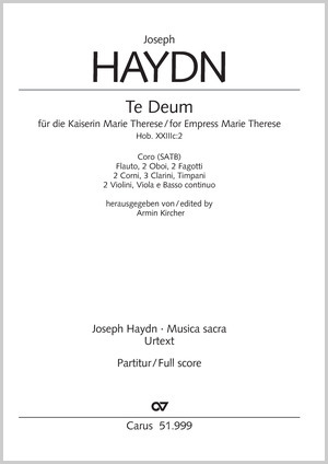 Joseph Haydn: Te Deum
