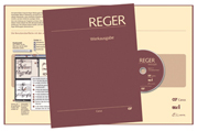 Reger Edition of Work, vol. I/6: Organ pieces II