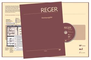 Reger-Werkausgabe, Bd. I/7: Orgelstücke III