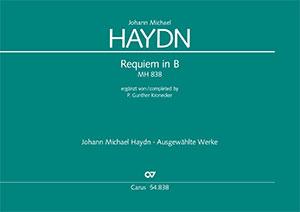 Johann Michael Haydn: Requiem in B