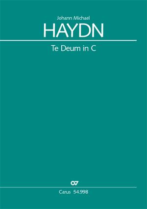 Johann Michael Haydn: Te Deum in C