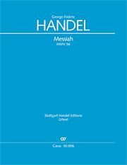 Georg Friedrich Händel: Messiah / Messias