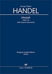 Georg Friedrich Händel: Messiah / Messias