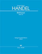 Georg Friedrich Händel: Belshazzar