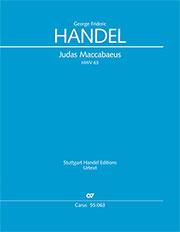 Georg Friedrich Händel: Judas Maccabaeus