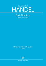 Georg Friedrich Händel: Dixit Dominus