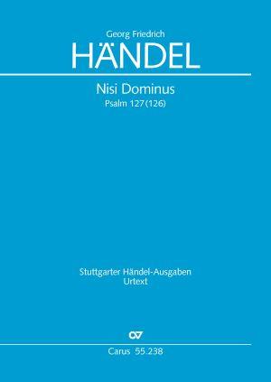 Georg Friedrich Händel: Nisi Dominus
