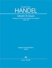 Georg Friedrich Händel: Utrecht Te Deum