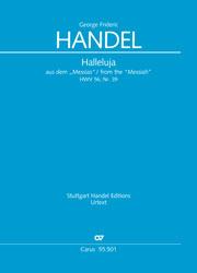 Georg Friedrich Händel: Halleluja