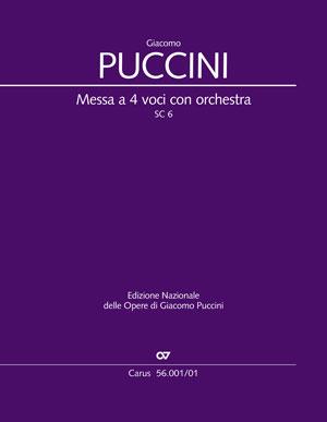 Giacomo Puccini: Messa di Gloria
