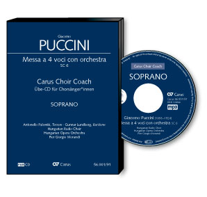 Puccini: Messa a 4 voci con orchestra. Carus Choir Coach