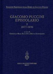 Giacomo Puccini: Epistolario I, 1877-1896