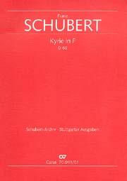 Franz Schubert: Kyrie en fa majeur