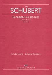 Franz Schubert: Benedictus es, Domine