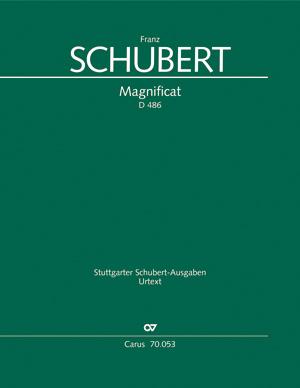 Franz Schubert: Magnificat in C
