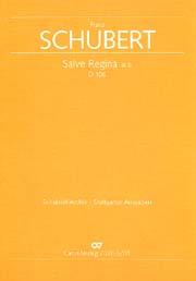 Franz Schubert: Salve Regina in B