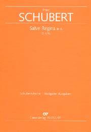 Franz Schubert: Salve Regina in A