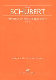 Franz Schubert: Hymnus an den Heiligen Geist