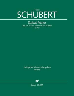 Franz Schubert: Stabat Mater